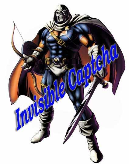 Защита от спама - плагин Invisible Captcha