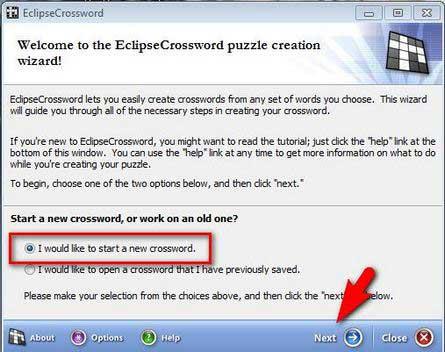 Как создать кроссворд на сайте | Создаем кроссворд в Eclipse Crossword