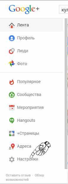 Как раскручивать проекты через Google plus