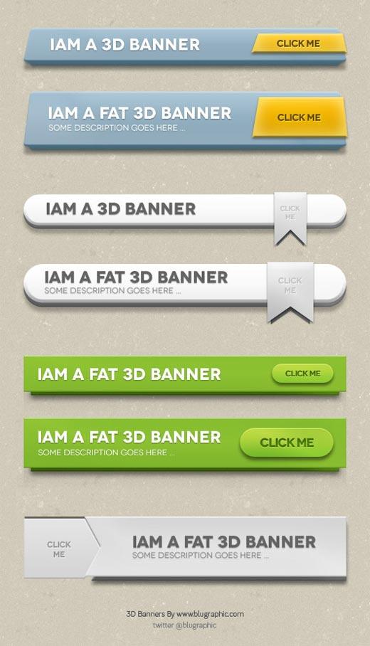 Как быстро сделать качественный баннер | Исходники PSD баннеров