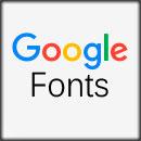 Подключаем шрифты Google Fonts к сайту