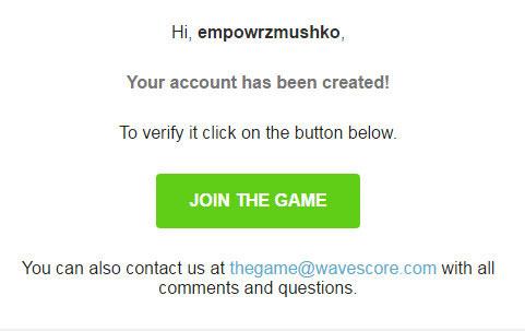 Заработок на WaveScore без вложений