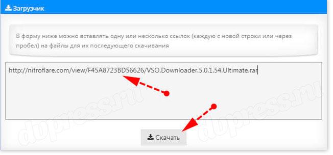 скачать с файлообменника бесплатно прямой ссылкой