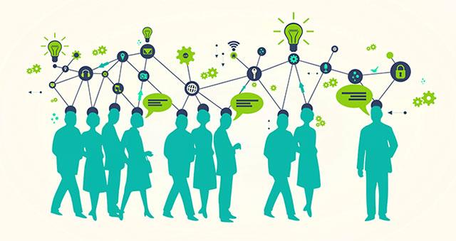 Социальные сети как инструменя