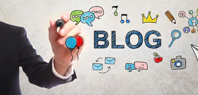 Продвижение блога в интернете