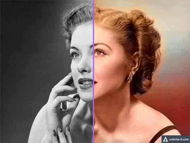 Colorize Photos из черно белого в цветное онлайн