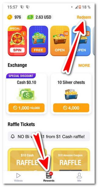 Как заработать в ClipClaps и вывести деньги